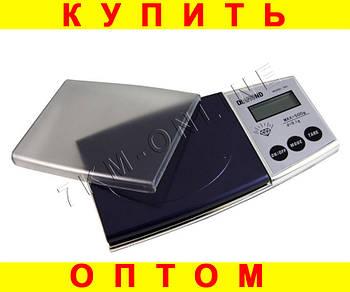 Весы ювелирные 505 01...500гр D100