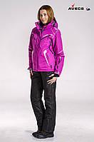 Женская горнолыжная куртка Avecs raspberries, фото 1
