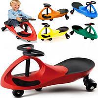 *Детская машинка SMART CAR (Бибикар) красная
