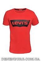 Футболка мужская LEVI'S 20-Y-9300 красная