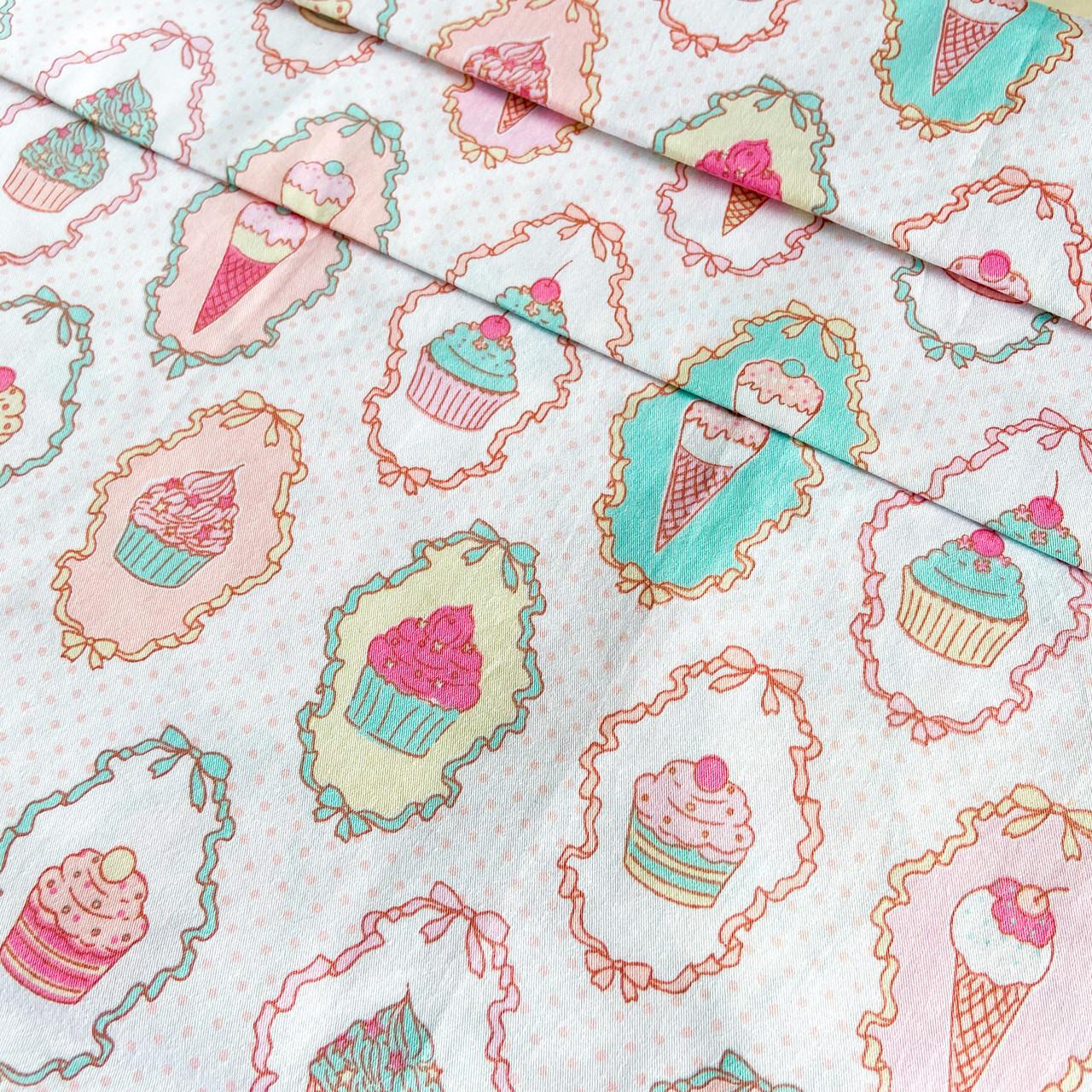 Сатин Корея Мороженое