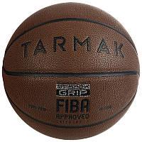 Мяч баскетбольный Tarmak BT-500 Grip Indoor-Outdoor размер 7 композитная кожа (8547049), фото 1