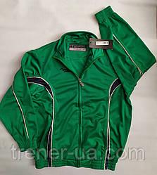 Спортивний костюм зелений підлітковий в стилі Mass виробництва Італія