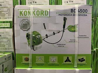 Бензокоса Konkord BC-4500