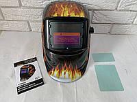 Сварочная маска - хамелеон Pantera PTWM01 : DIN 9-13