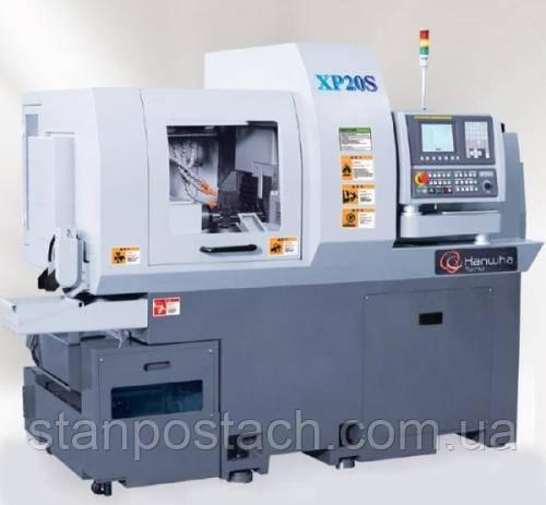 Автоматы продольного точения Hanwha XP20/XP20S
