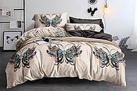 """Комплект постельного белья двуспальный ТМ """"Ловец снов"""", Эффект бабочки"""