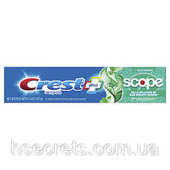 Зубная паста Crest Complete Scope, 153 г