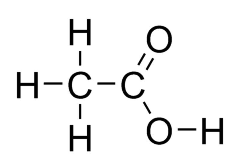 Оцтова кислота 99,8% 1,1 кг