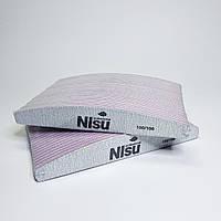 Пилки для ногтей 100/100 NIsu Professional 50 шт