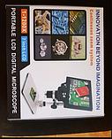 ЦИФРОВОЙ МИКРОСКОП НА ШТАТИВЕ G1200 С МОНИТОРОМ 7 ДЮЙМОВ И 12 МЕГАПИКСЕЛЬНОЙ КАМЕРОЙ, фото 2
