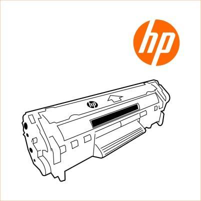 Оригинальный картридж HP CE250X (№504X) экономичный Черный (Black)