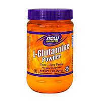 Глутамин Now Foods L-Glutamine Powder 1000g