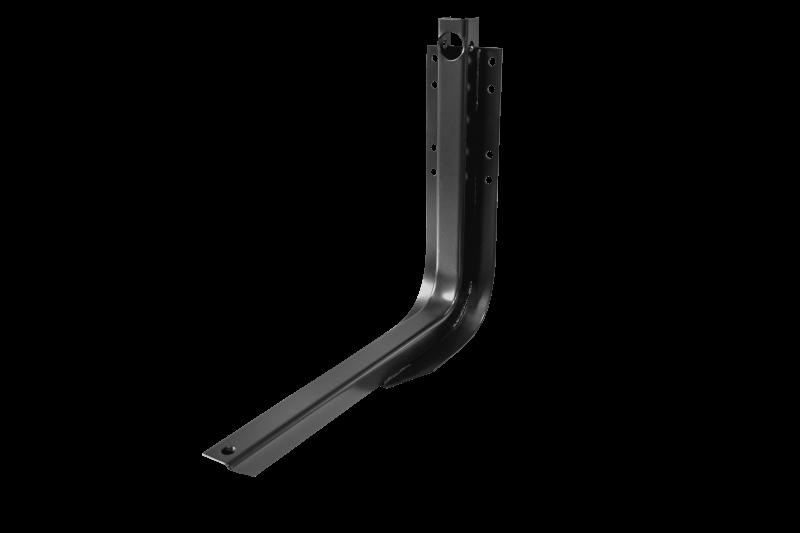Кронштейн паливного бака КМЗ 400х490-01 8 отворів, для суцільної (звичайної) рамі (4049-1101К-01)