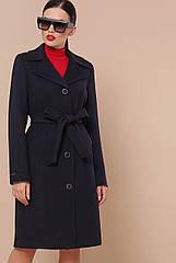 Пальто GLM П-316-100-К 54 Темно-синий glm.49136-54, КОД: 1290163