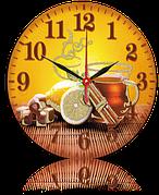 Часы круглые 25 см 81