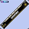 Дартс профессиональная мишень из сизаля Winmau Champion Choice Англия + фирменные дротики + линия, фото 4