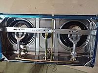 Газовая плита таганок Wimpex-1103, 3 конфорки, фото 4