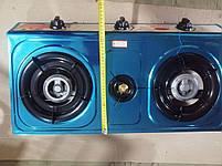 Газовая плита таганок Wimpex-1103, 3 конфорки, фото 3