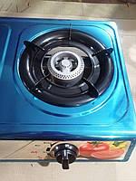 Газовая плита таганок Wimpex-1103, 3 конфорки, фото 6