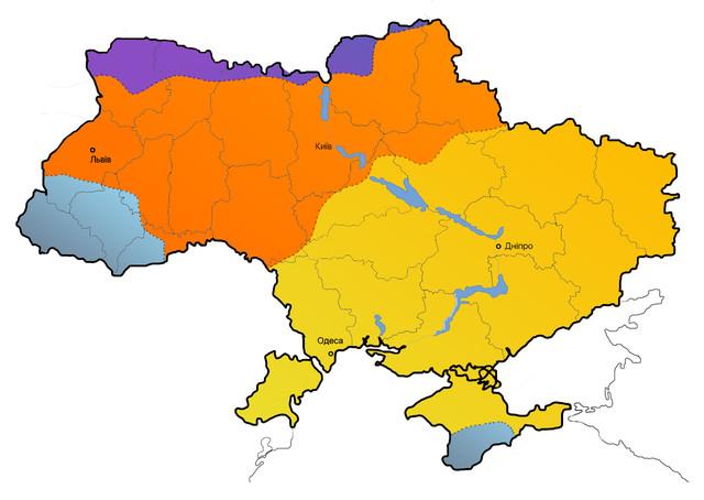 Климат Украины