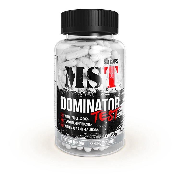 Тестостероновый бустер MST Dominator Test 90 caps