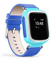 Детские Смарт-часы Smart baby Watch Q60 СИНИЕ/Умные часы/Спорт часы/Фитнес браслет