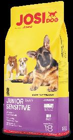 Josera JosiDog Junior Sensitive 18кг - корм для щенков всех пород от 2 месяцев