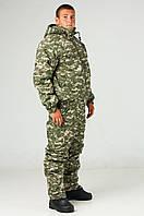 Камуфляжный Костюм ''Рыбацкий Зимний'' Зеленый лес 1