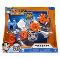 Игровой набор Тайгербот м/с Расти механик Спин Мастер - Tigerbot, Rusty Riverts, Nickelodeon, Spin Master
