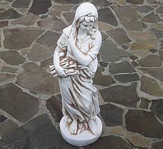 Садовая фигура Богиня зимы 83х25x24см ССП12040-Н статуя скульптура для сада девушка, фото 3