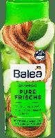 Шампунь для слегка жирных волос и сухих кончиков ,Balea Shampoo Pure Frische, 300 ml