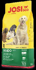 Josera JosiDog Solido 18кг - корм для малоактивных и пожилых собак