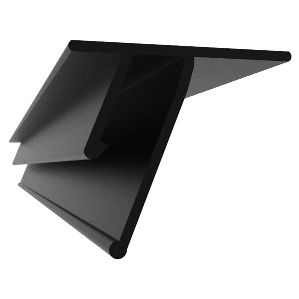 Профіль алюмінієвий для натяжних стель - профіль стельовий EuroKRAAB