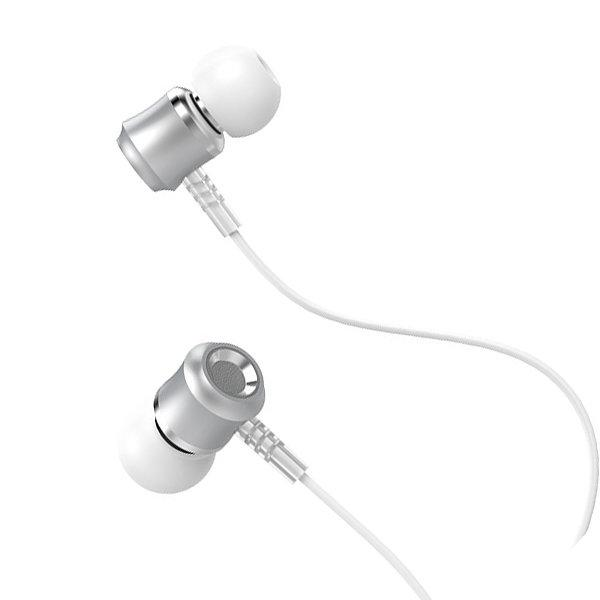 Наушники MP3 Hoco M46 Jewel sound universal with mic