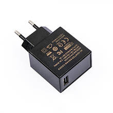 Fly 5V 3A 10.7W (1 USB port) зарядное устройство смартфона на флай на флу