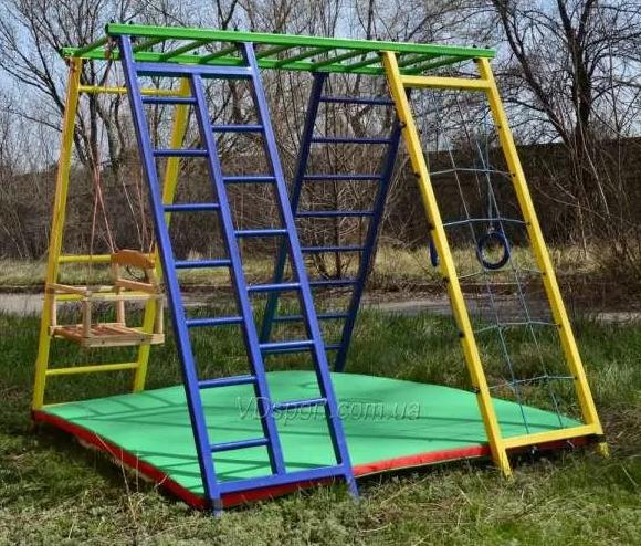 Детский спортивно-игровой комплекс Масянька