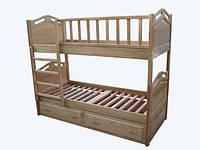 """Кровать """"Елит"""" из ясеня"""
