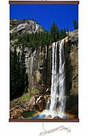 Настенный обогреватель (400 Вт, 100х57 см) Водопад