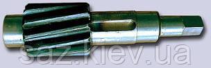 Вал — шестерня КС-3577.28.073-3 (на механізм повороту)