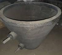 Чугунный Тигель литье под заказ, фото 2