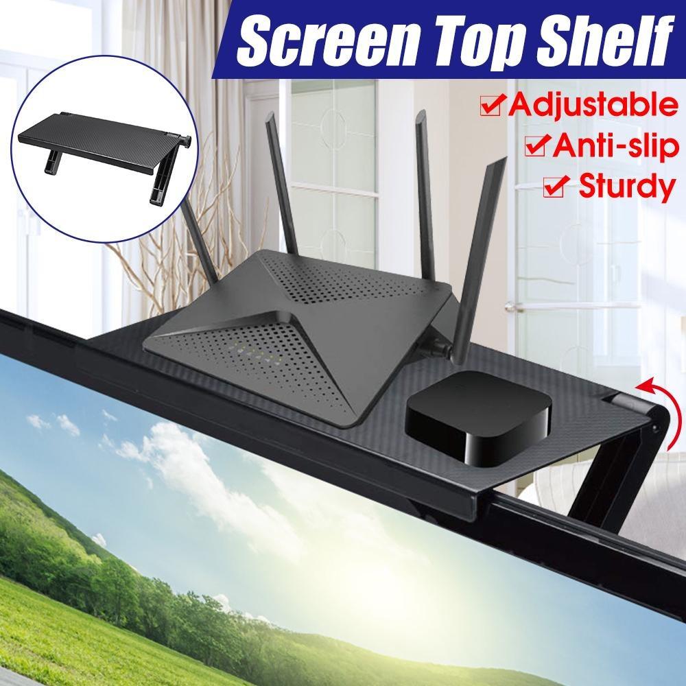 Универсальная полочка  для телевизора/монитора Screen TOP Shelf