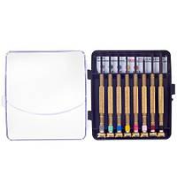 Набор отверток для ремонта мобильных телефонов. 8 предметов. (06109-8) HANS