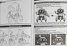 Умный Интерактивный  Робот-конструктор Tobbie Robot HG-715, игрушечный робот Тобби на сенсорном управлении, фото 6