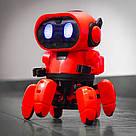 Умный Интерактивный  Робот-конструктор Tobbie Robot HG-715, игрушечный робот Тобби на сенсорном управлении, фото 10