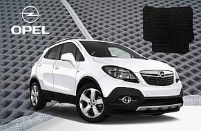 Автомобільні килимки EVA на Opel Antara 2006-2011, фото 2