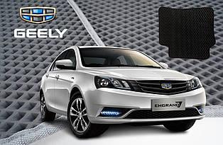 Автомобільні килимки EVA на Geely SC7 2013-