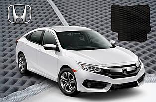 Автомобильные коврики EVA на Honda Civic 4D Sedan 2012-