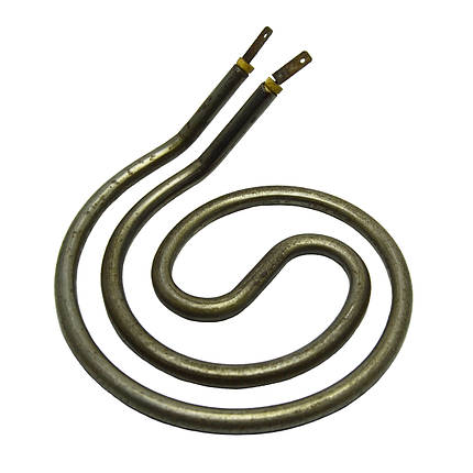 Тэн для электроплиты 1000W (металл, 145 мм), фото 2