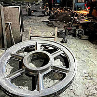 Литье под ключ (черные металлы и сплавы), фото 6